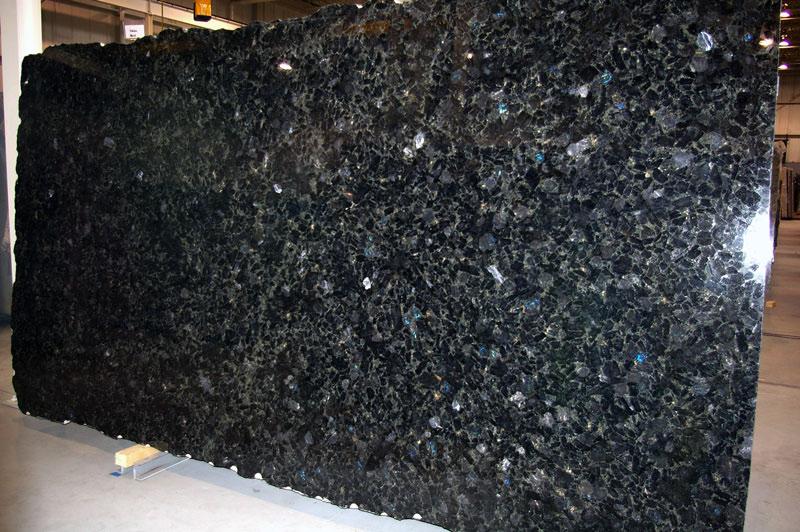 Volga Blue Granite Slabs Polished Blue Granite Stone Slabs
