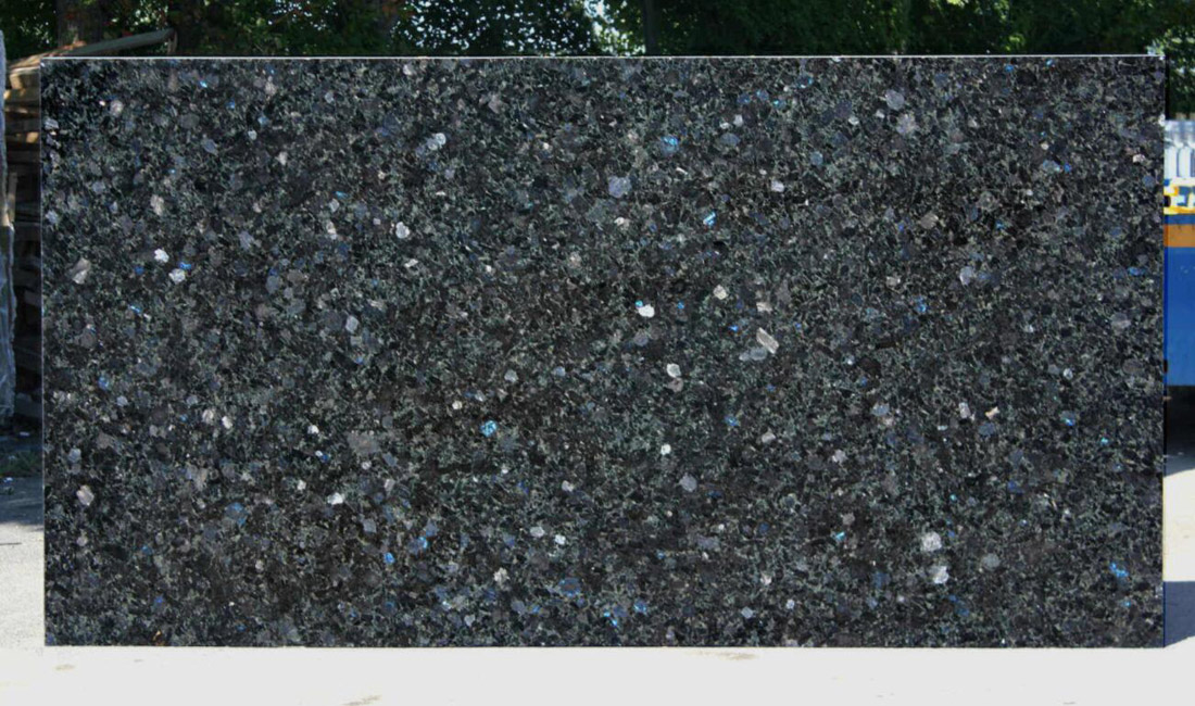 Volga Blue Granite Slabs Top Quality Granite Stone Slabs