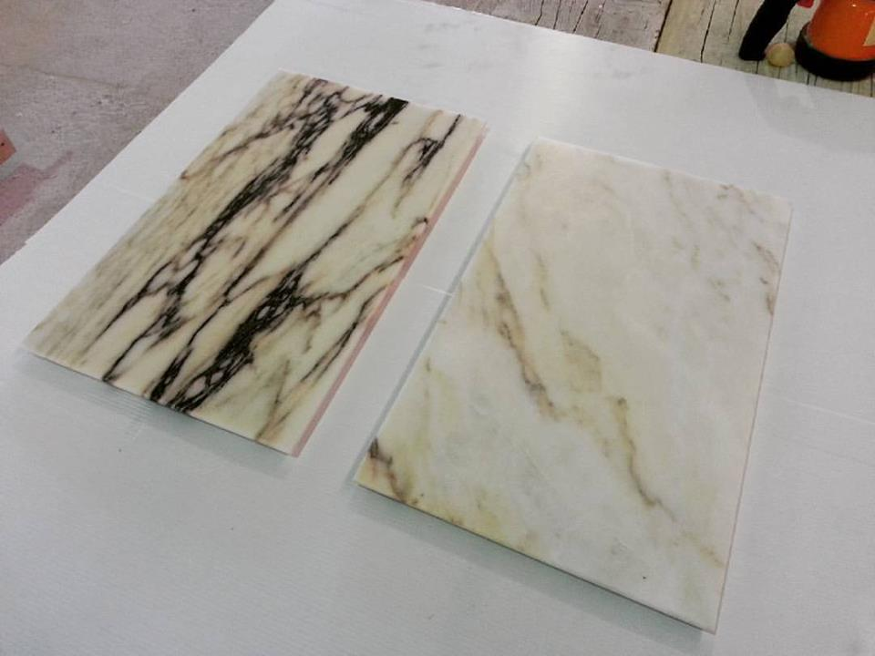 Vulcanatta Marble Tiles Portugal White Polished Tiles