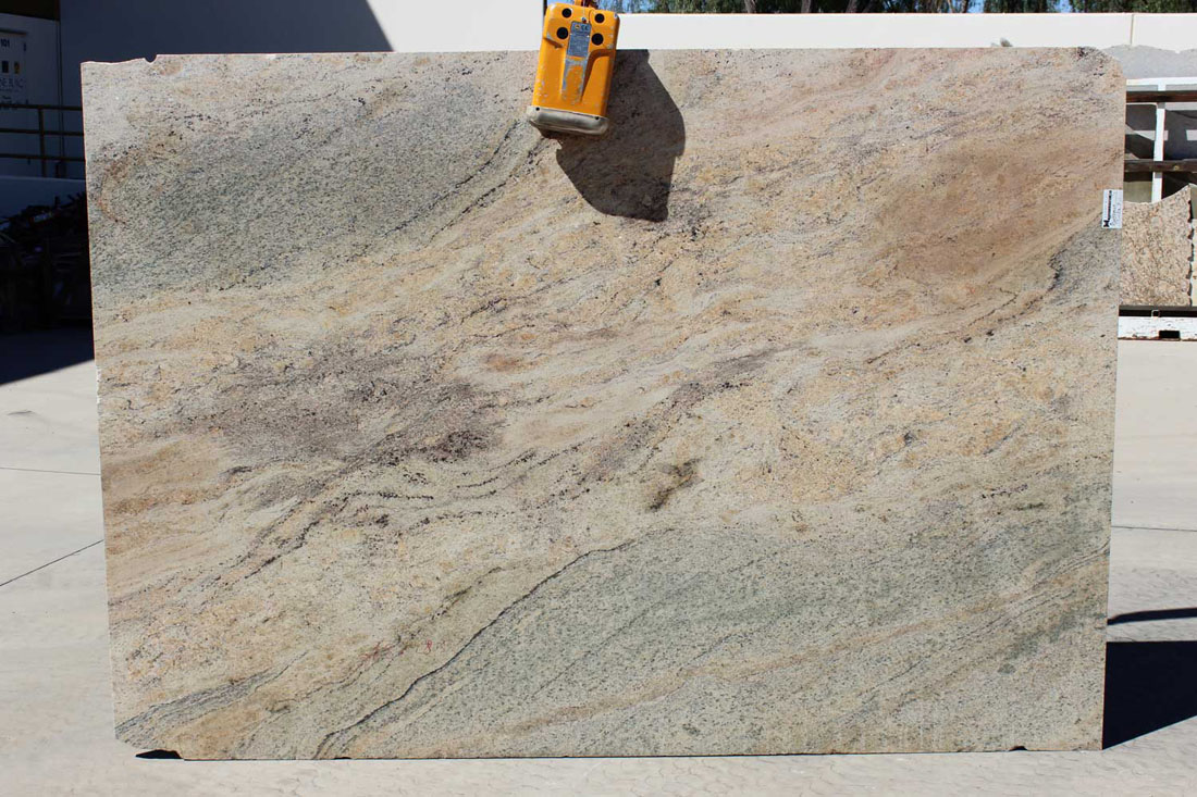 Vyara Gold Granite Indian Yellow Granite Stone Slabs