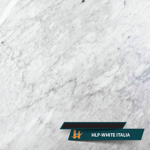 WHITE ITALIA Marble Color