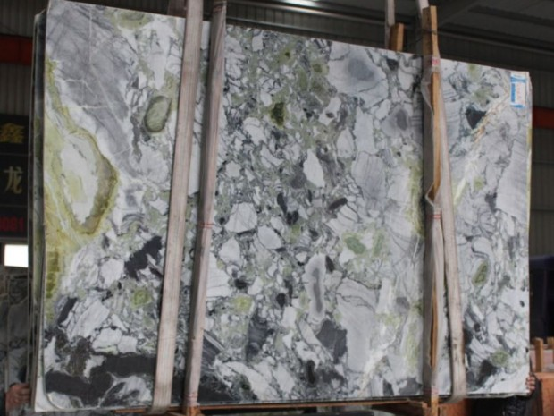 WHITE BEAUTY Marble in Blocks Slabs Tiles