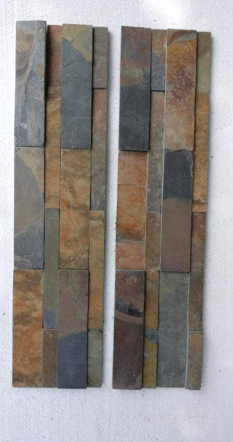 Wall Cladding Slate Culture Stone for Walling