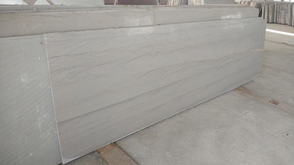 White Calcutta Marble Slabs from India