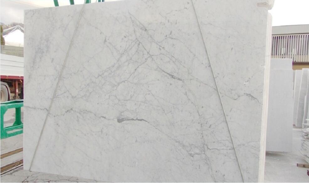 White Carrara C Marble Slabs Polished White Top Quality Marble Slabs