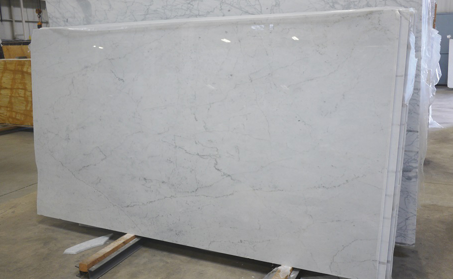 White Carrara C Marble Slabs White Marble Polished Slabs
