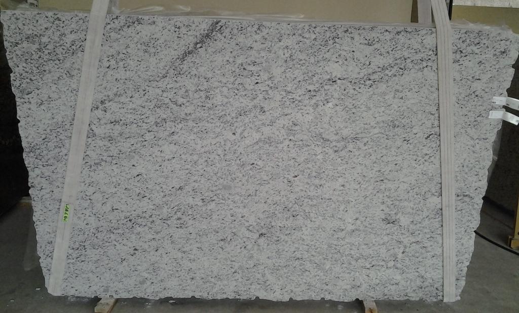 White Dallas Granite Stone Slabs Brazil White Polished Stone Slabs