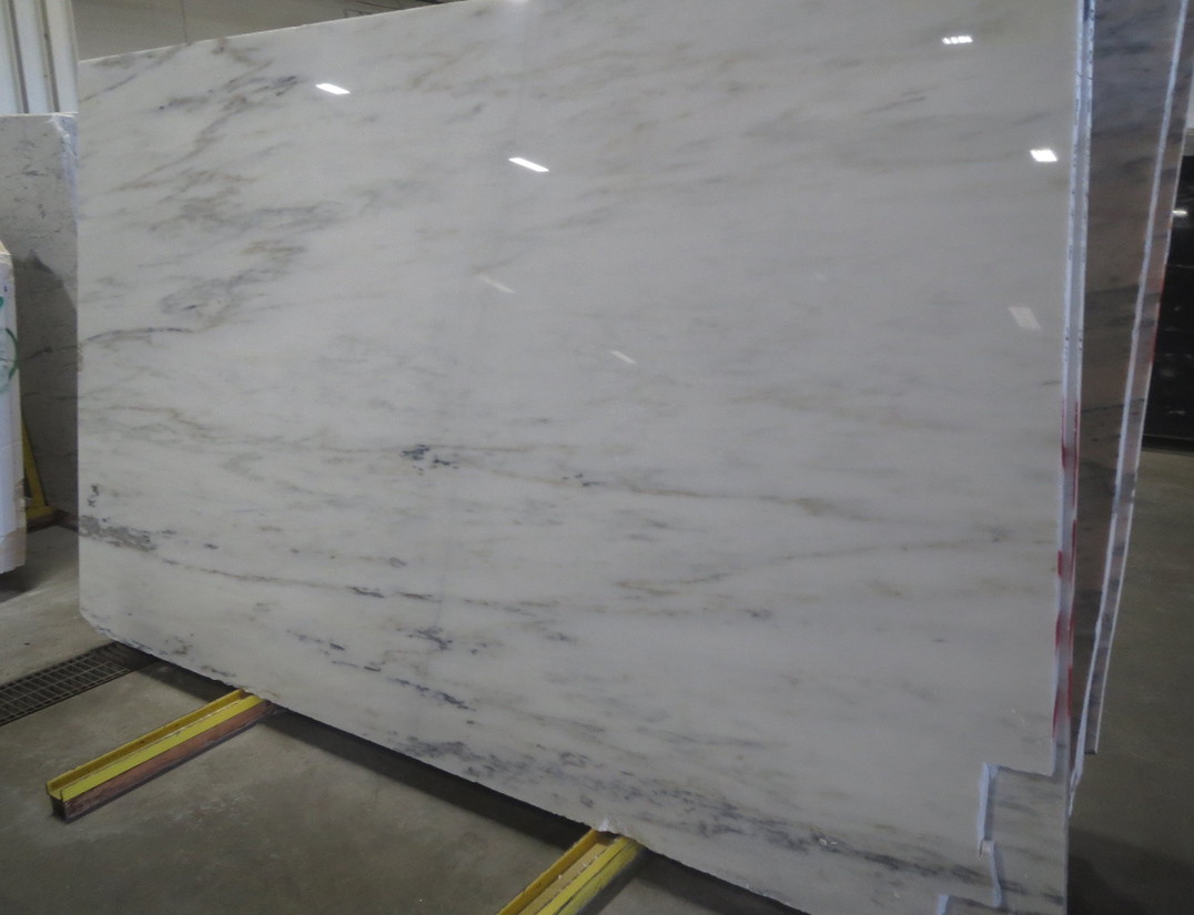 White Danby Marble Slabs Polished White Marble Slabs