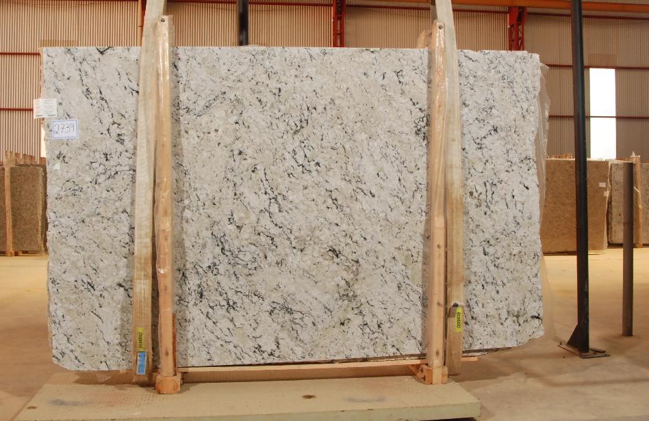 White Delicatus Granite Slabs Top Quality Stone Slabs