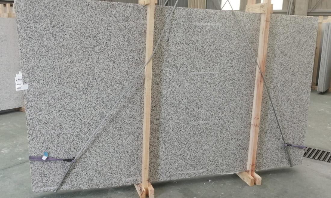 White Fantasy Granite Slabs Polished Granite White Stone Slabs