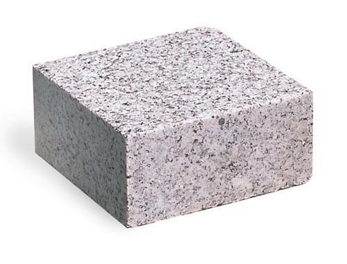 White Granite Stone Cubic Stone