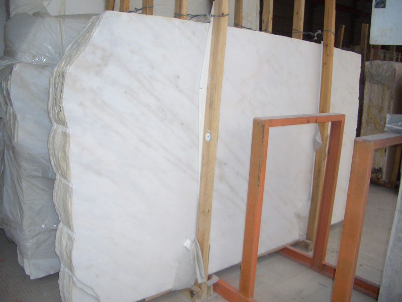 White Guangxi Marble Slabs Chinese White Marble Stone Slabs