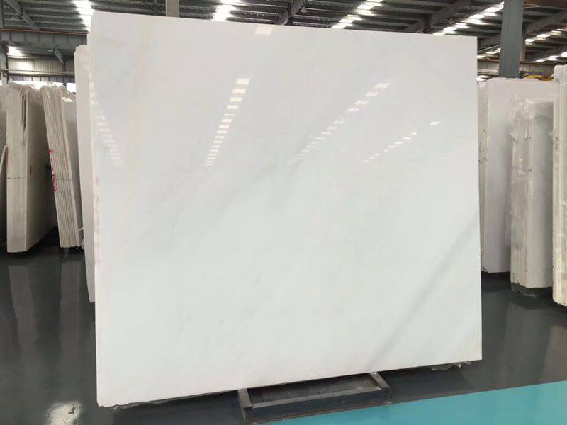 White Jade Marble Slabs from China