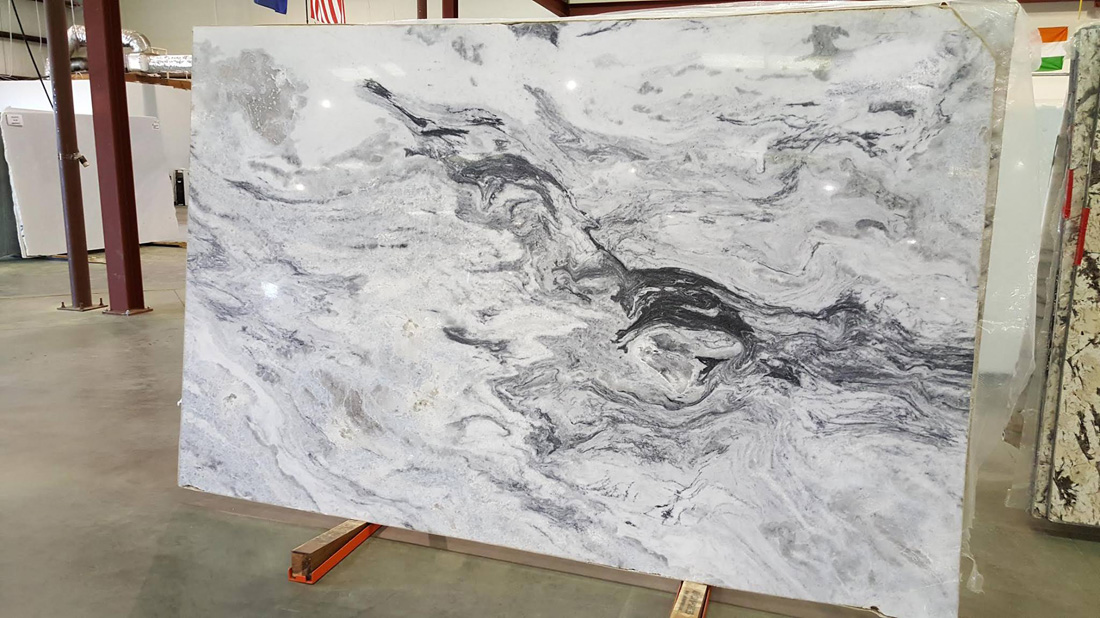 White Knight Marble Polished Slabs