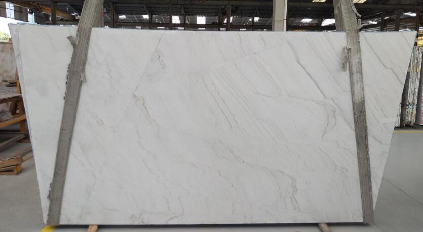 White Lux Quartzite Stone Slabs Polished White Quartzite Slabs