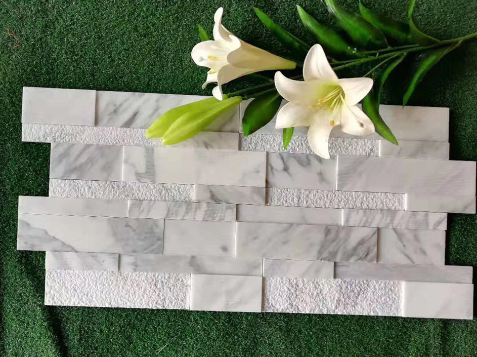 White Marble Culture Stone for Walls