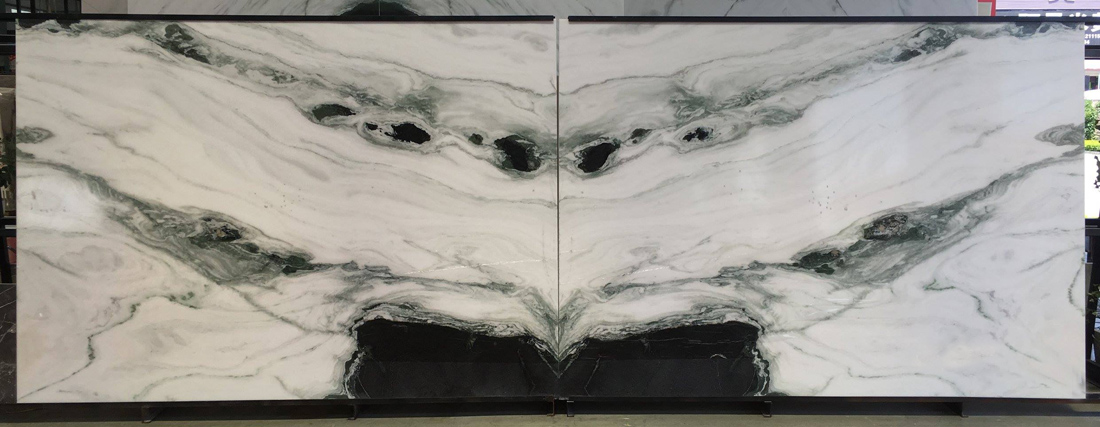 White Marble Slabs Chinese Panda White Stone Slab