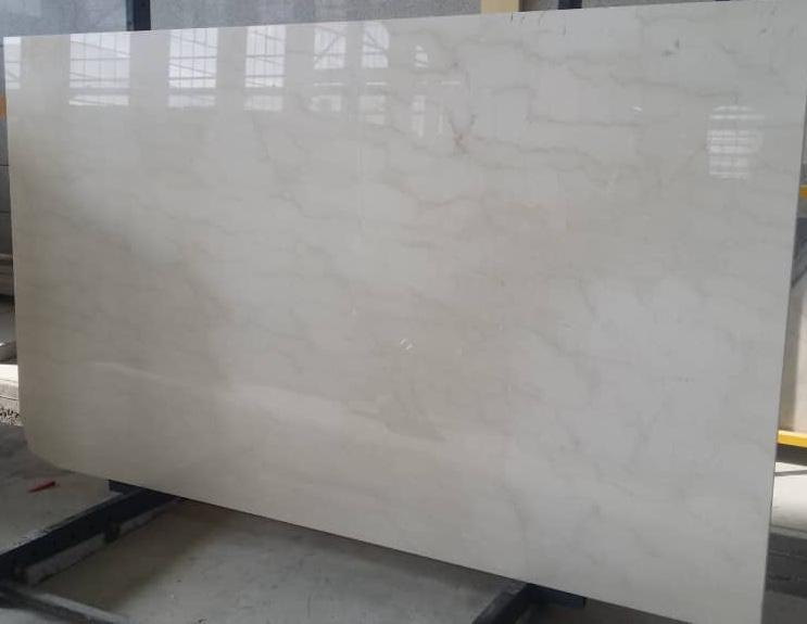 White Marble Slabs Iranian Polished Slabs