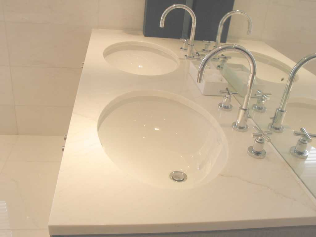 White Marble Vanity Tops