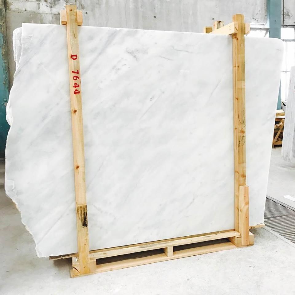 White Mugla Marble Slab Competitive White Marble Slabs