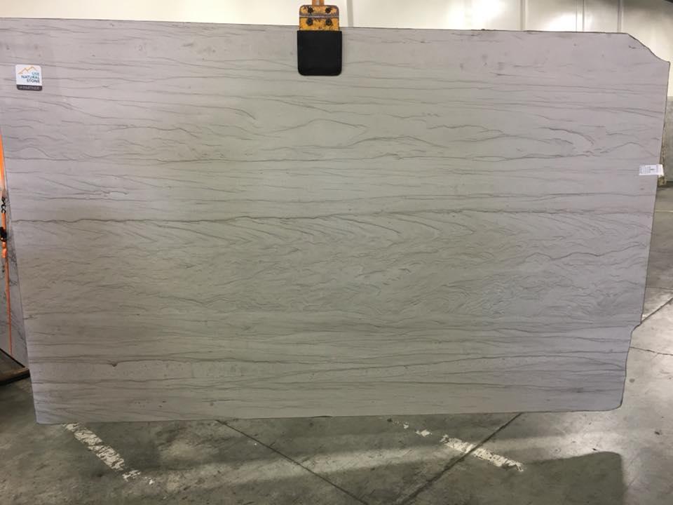 White Mustang Quartzite Polished Quartzite Slabs