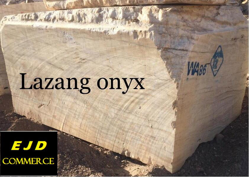White Onyx Natural Blocks for Export