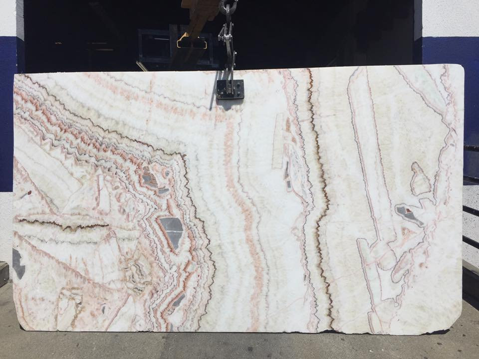 White Onyx Slab Polished Onyx Slabs