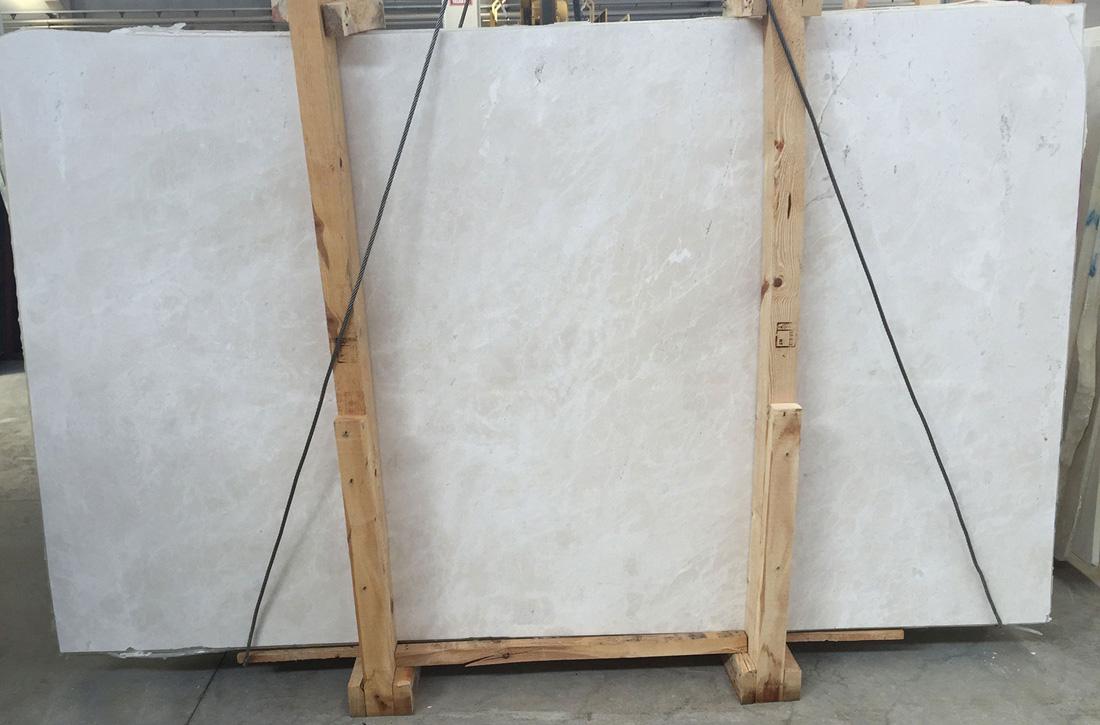 White Pearl Marble Slabs Beige Marble Stone Slabs