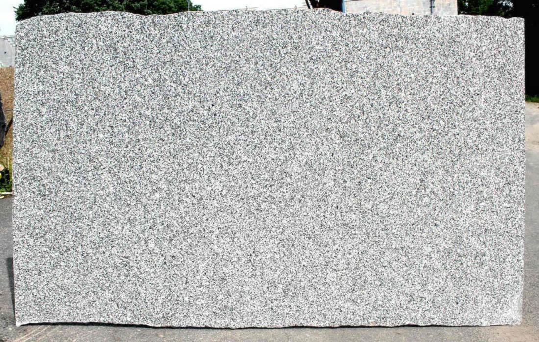 White Pearl Spain Granite Slabs Polished White Granite Stone Slabs