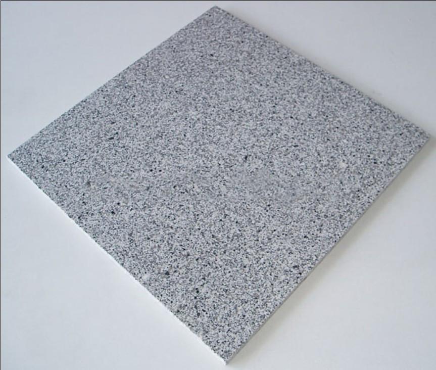 White Polished G614 Granite Tiles