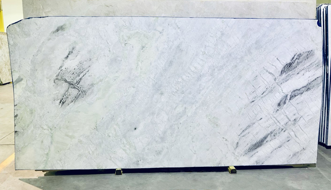 White Princess Quartzite Stone Slabs with Competitive Price