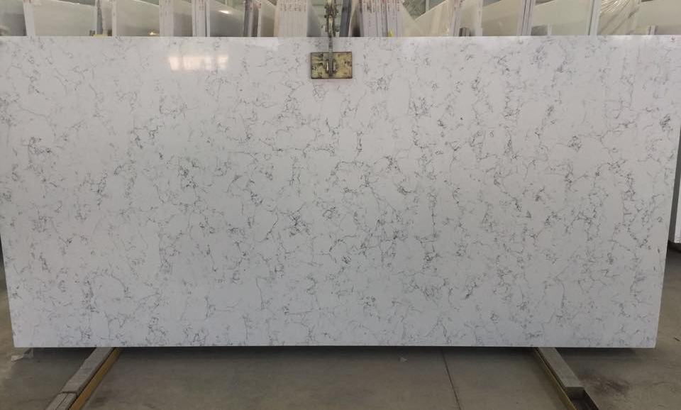 White Quartz Slab High Quality Quartz Slabs