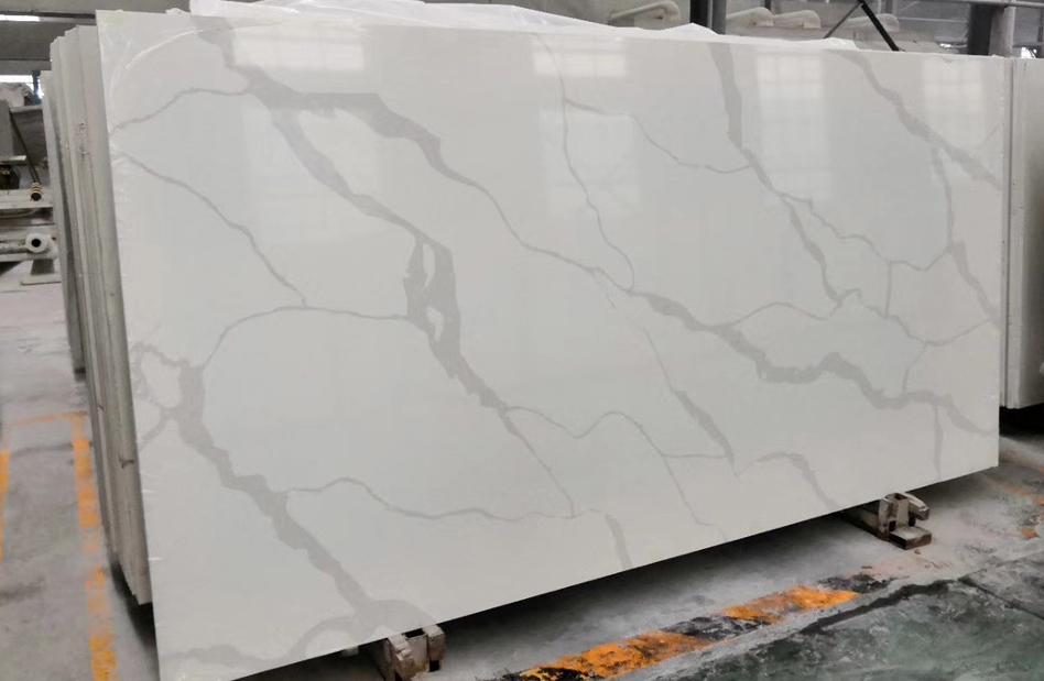 White Quartz Slabs Affordable Chinese Quartz Slabs
