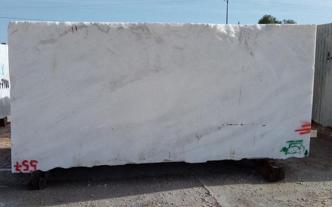 White Rhino Marble Block from Namibia