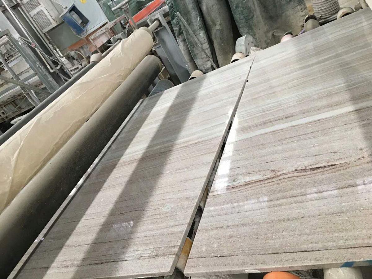 White Sands Marble Slabs Tiles