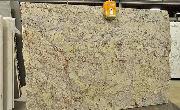 White Spring Granite Top Quality Granite Slabs