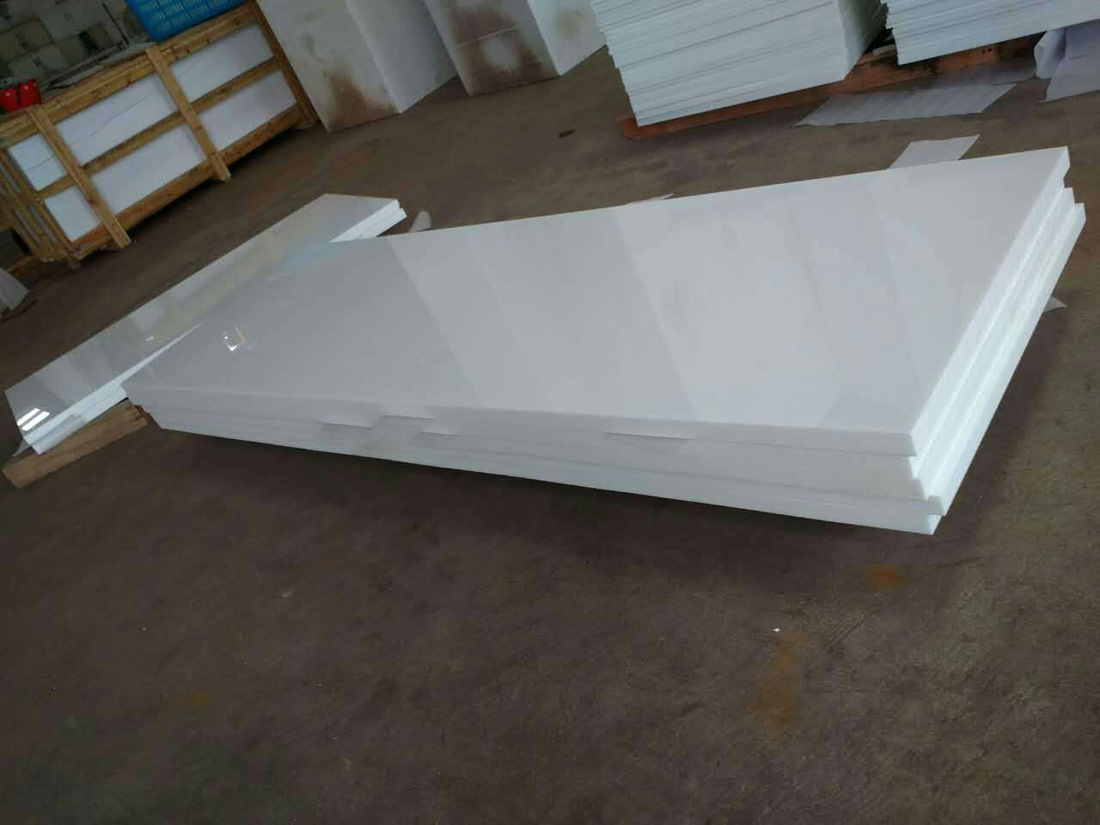 White Stone Countertops Nano Glass Stone Tops from China