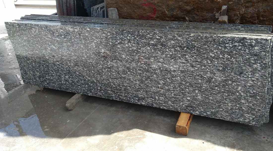 White Wave Granite Slabs Polished Granite Slabs with High Quality