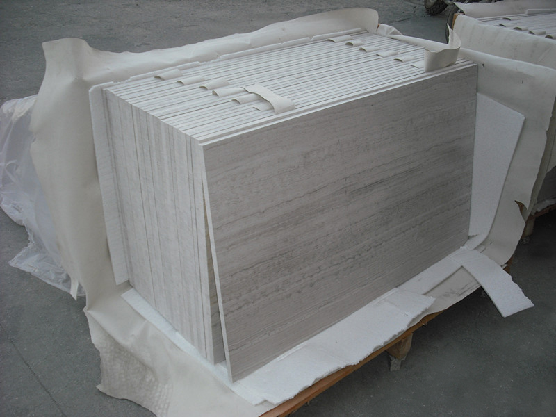 Wooden Gray Marble Tiles Chinese Wooden Marble Flooring Tiles