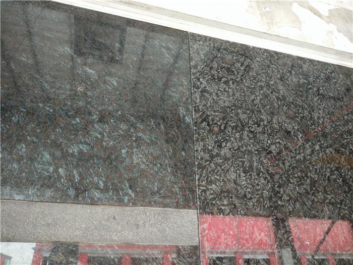 Xian Phoenix Blue Granite Polished Granite Tiles