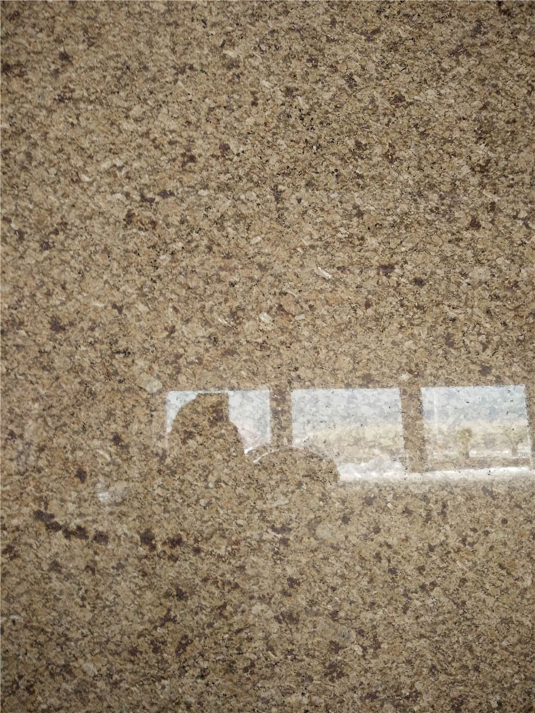 Yake Gold Granite Color
