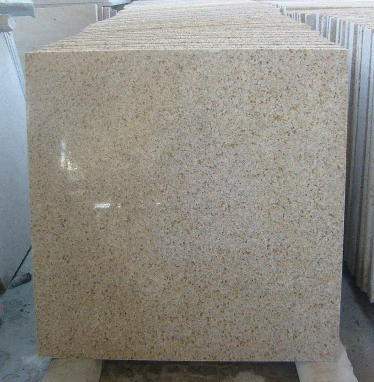 Yellow Chinese Polished Tiles G682 Granite Tiles