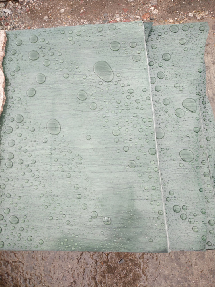 Yunnan Green Granite Tiles Polished Green Beautiful Granite