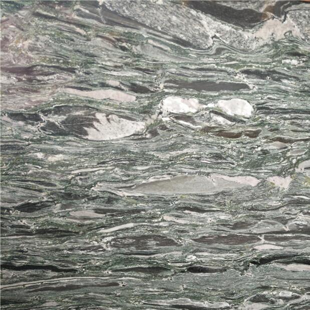 Yunnan Landscape Green Granite Color