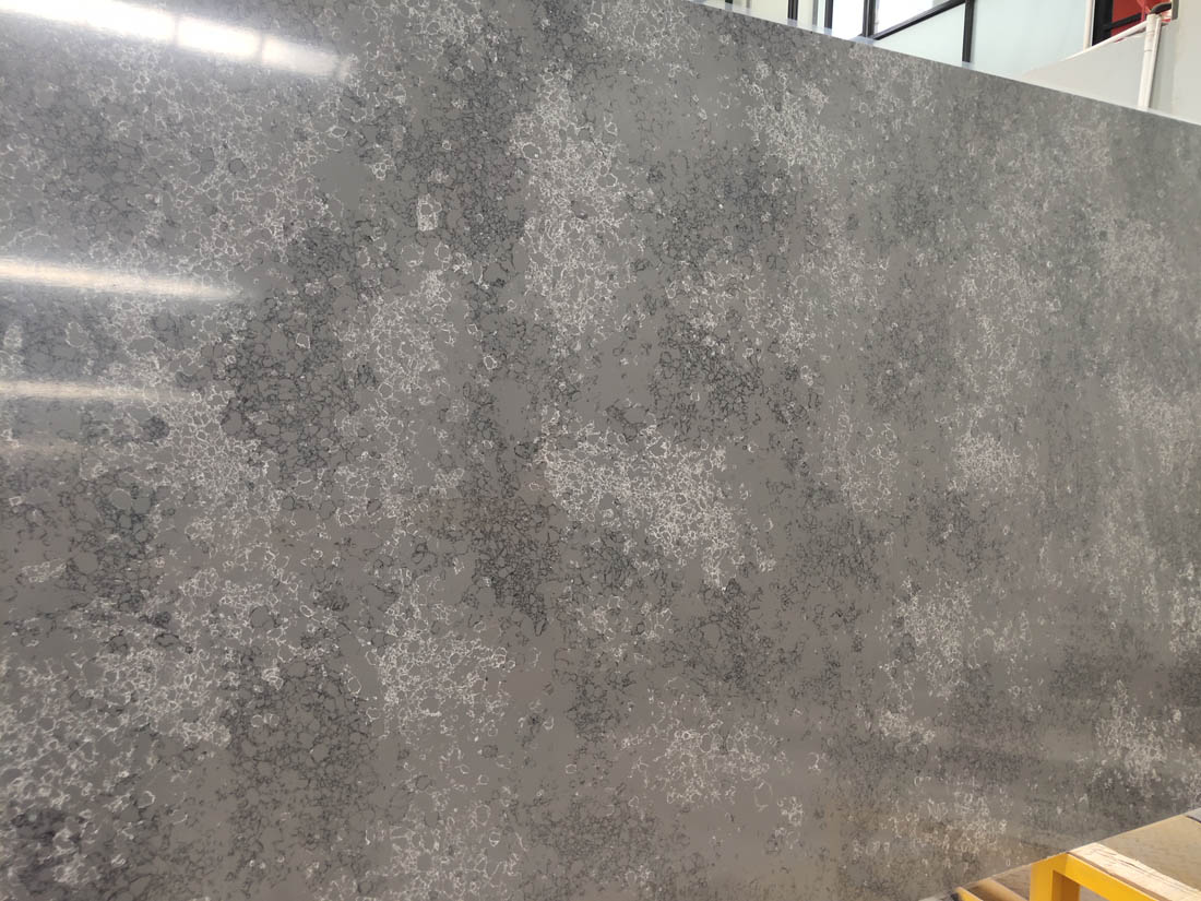 balck quartz slab quartz countertop 2003 1
