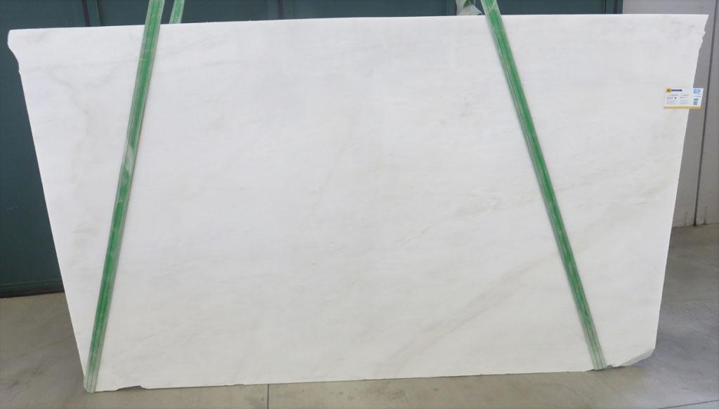 bianco rhino marble slab