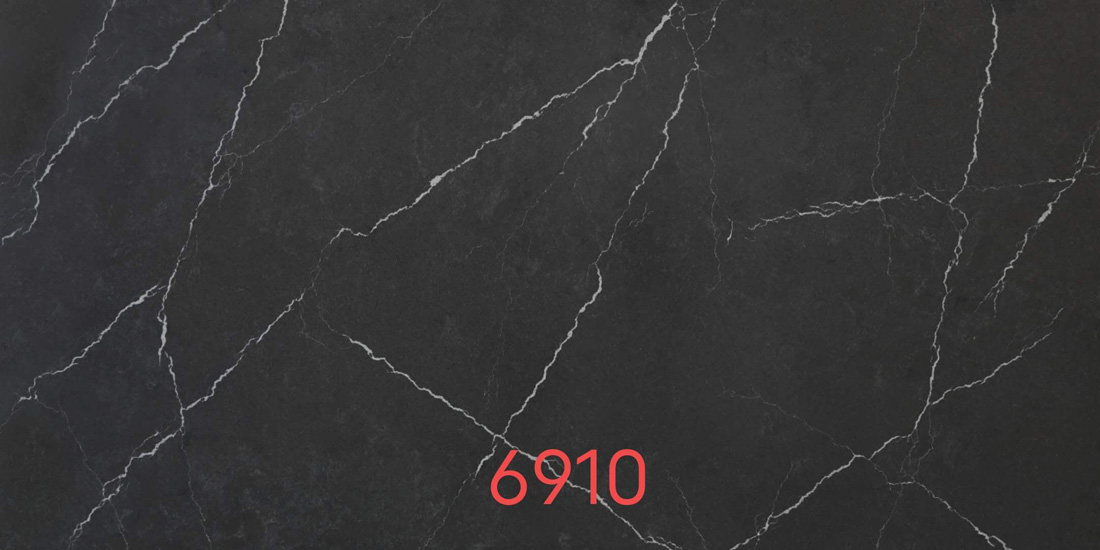black quartz countertop 6910 2