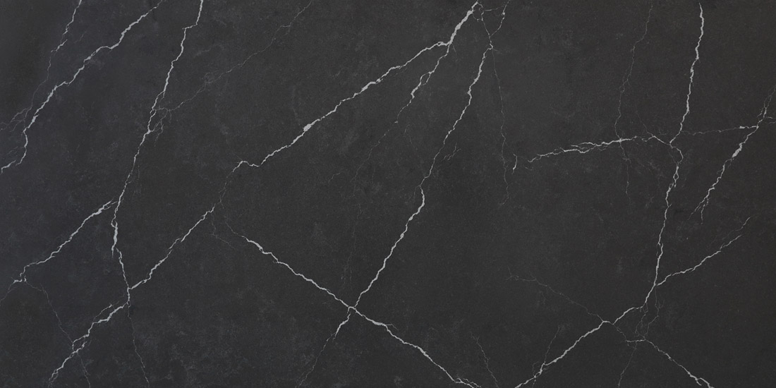black quartz countertop 6910