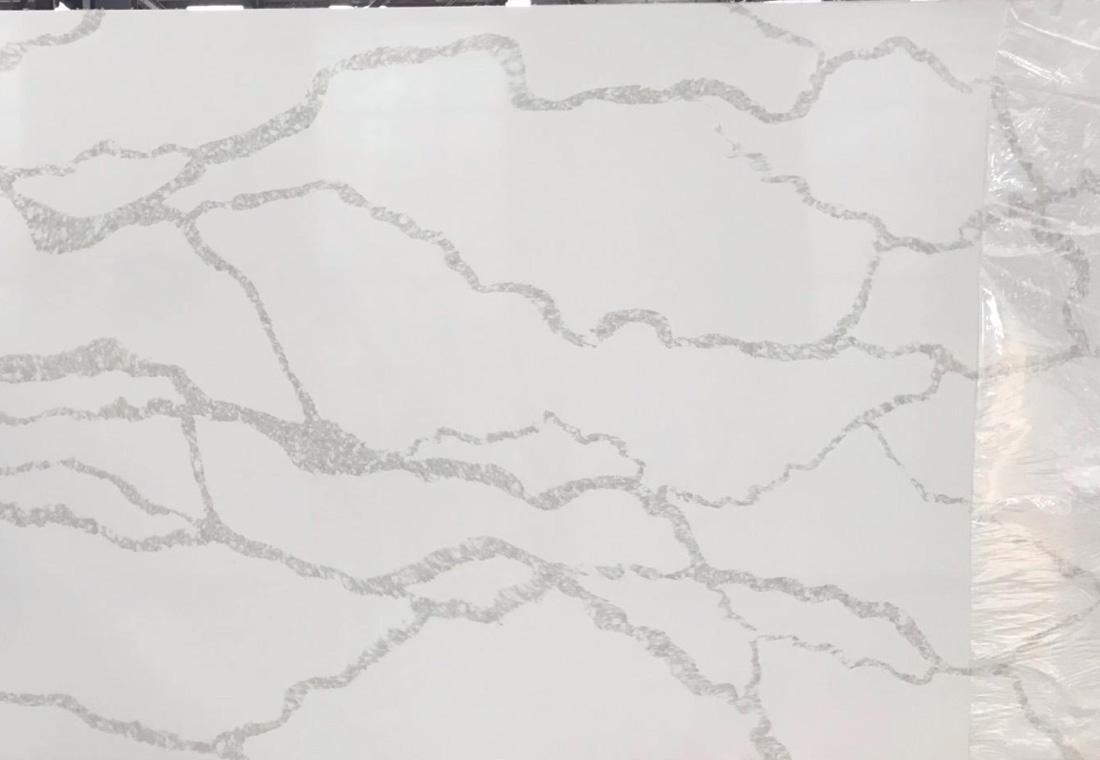Calacatta Quartz Slab 5267