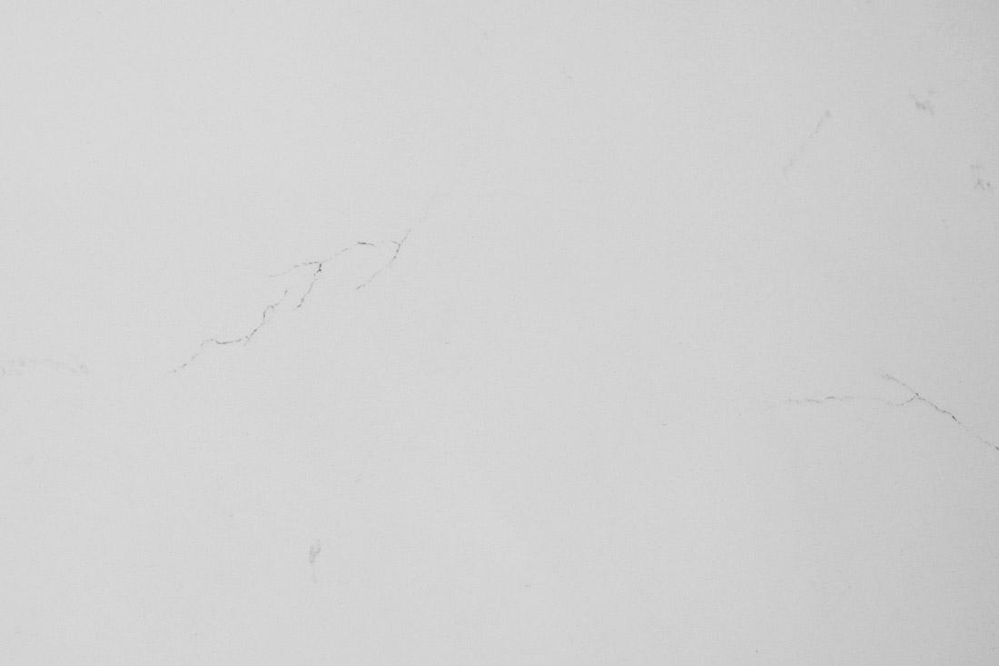 calacatta white quartz countertop SL-PW5186-1